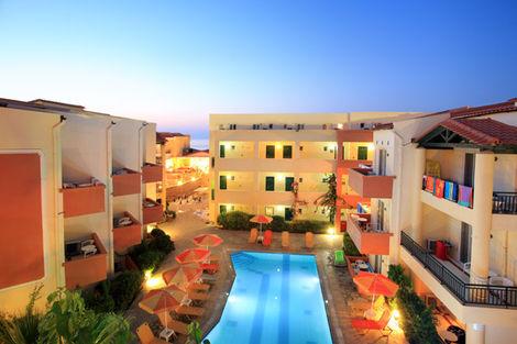Hôtel Dimitrios village Beach Resort et Spa 4* - RETHYMNON - GRÈCE