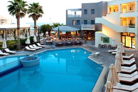 Hôtel Sentido Pearl Beach 4* - RETHYMNON - GRÈCE