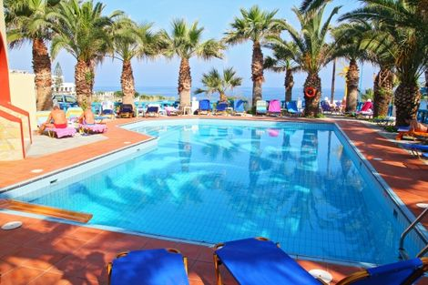 Palm Bay 3* - HERAKLION - GRÈCE
