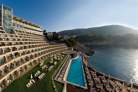 Hôtel Rixos Libertas Dubrovnik 4* - DUBROVNIK - CROATIE