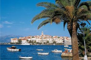 Croatie-Dubrovnik, Hôtel Top Clubs Quercus