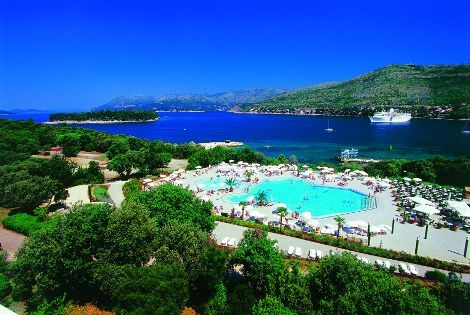 Hôtel Valamar Club Dubrovnik 3* - LAPAD - CROATIE