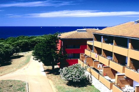 Hôtel Appartement Lanterna 2* - POREC - CROATIE