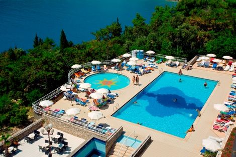 Hôtel Allegro en Demi Pension 3* - RABAC  - CROATIE