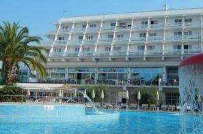 Croatie-Split, Hôtel Olympia