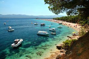 Croatie - Split, Hôtel Bluesun Borak - Ile de Brac