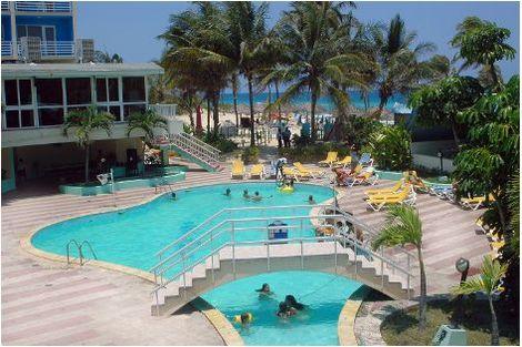 Hôtel Atlantico 3* - LA HAVANE - CUBA