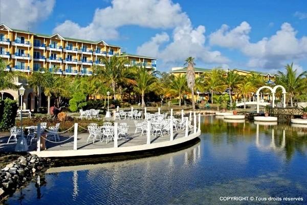 Terrasse - Hôtel Melia Las antillas 4*