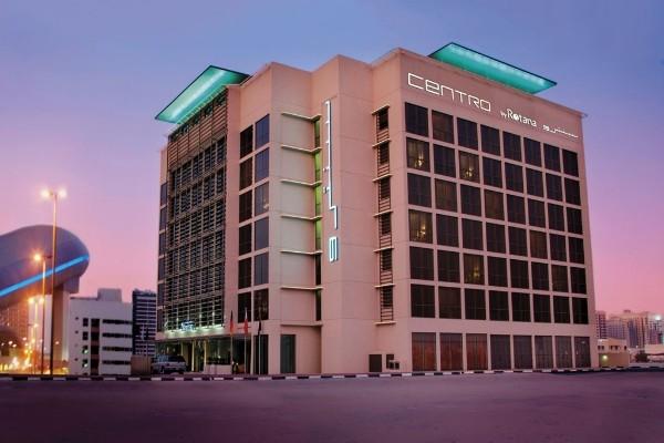 H tel centro barsha rotana dubai dubai et les emirats for Hotel le moins cher