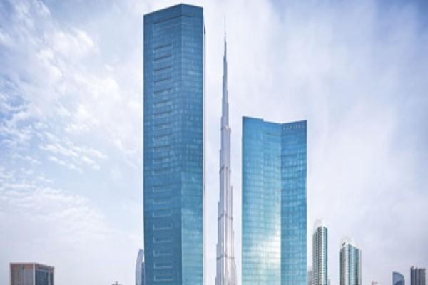 (fictif) - Hôtel Sofitel Dubai Downtown 5*