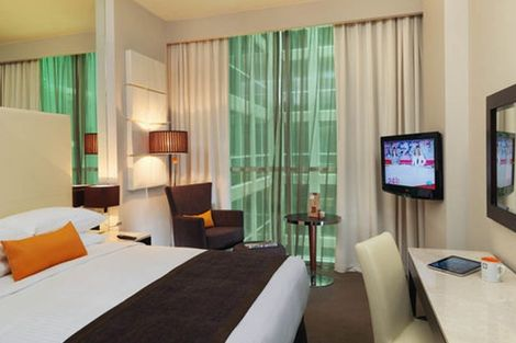 Hôtel Centro Al Barsha 3* - DUBAI - ÉMIRATS ARABES UNIS
