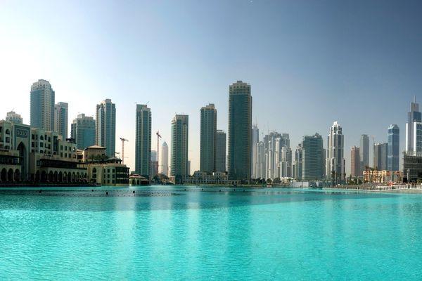 Ville - Hôtel Burj Al Arab 7*