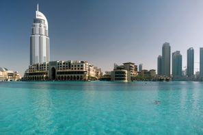 Dubai et les Emirats-Dubai, Hôtel Holiday Inn Bur Dubaï