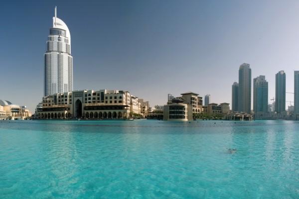 Ville - Hôtel Holiday Inn Bur Dubaï 4*