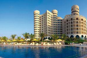 Dubai et les Emirats-Dubai, Hôtel Al Hamra Residence Resort