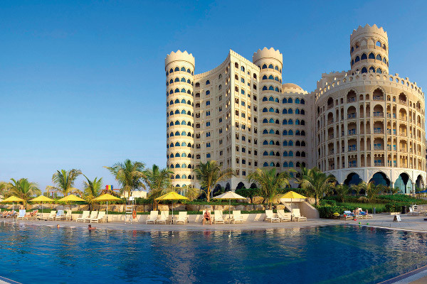 h tel al hamra residence resort dubai dubai et les emirats go voyages. Black Bedroom Furniture Sets. Home Design Ideas