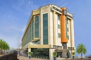 Dubai et les Emirats-Dubai, Hôtel Al Khoory Executive