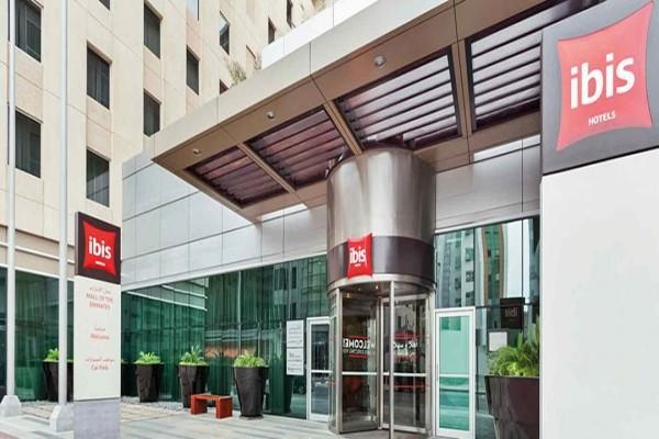 h tel ibis mall of the emirates dubai dubai et les emirats go voyages. Black Bedroom Furniture Sets. Home Design Ideas