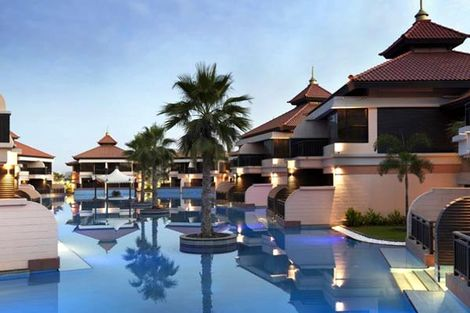 Hôtel Anantara The Palm 5* - DUBAI - ÉMIRATS ARABES UNIS