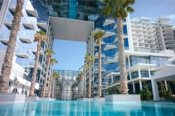 H tel five palm jumeirah dubai dubai et les emirats for Hotel les moins cher