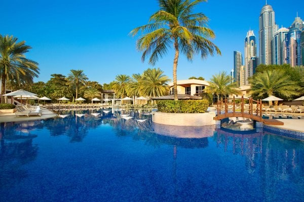 Piscine - Hôtel Habtoor Grand Resort, Autograph Collection By Marriott 5*
