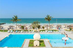 Dubai et les Emirats-Dubai, Hôtel Lou Lou'a Beach Resort