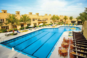 Dubai et les Emirats-Dubai, Hôtel Top Clubs Al Hamra Village Golf & Beach Resort