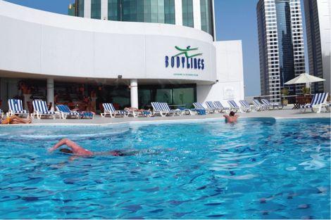 Hôtel Towers Rotana 4* - DUBAI - ÉMIRATS ARABES UNIS