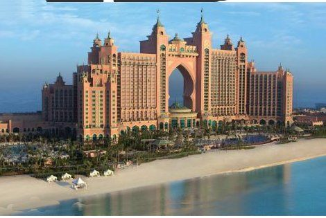 Dubai - Hôtel Atlantis The Palm 5*