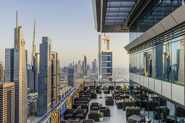 Hôtel Four Points By Sheraton Sheikh Zayed Road 5*