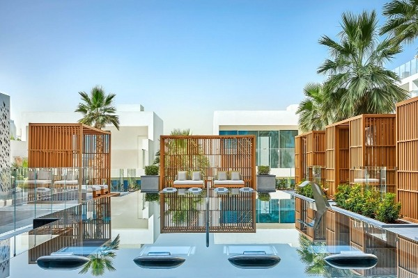 H tel five palm jumeirah 5 dubai r servation photos - Appartement avec vue palm jumeirah dubai ...