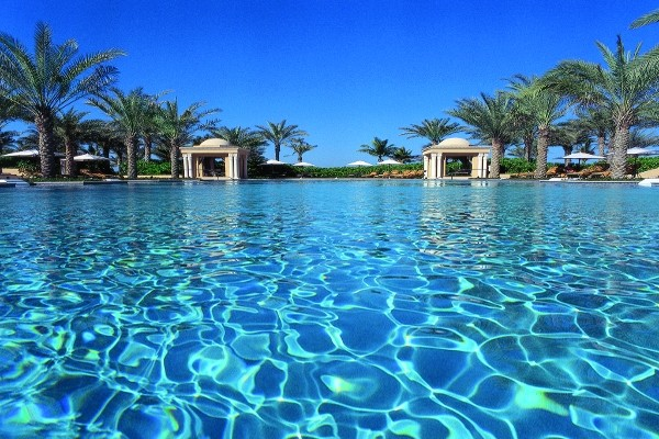 Piscine - The Palace At One & Only Royal Mirage à Dubaï
