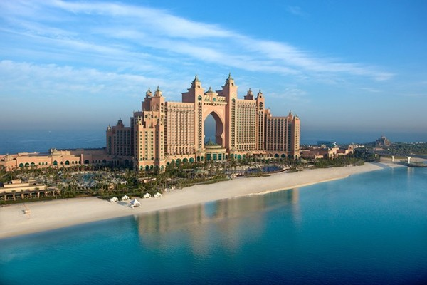 Hôtel Atlantis The Palm 5*