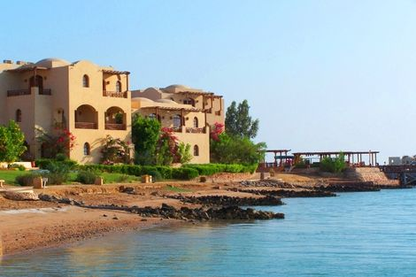 Hôtel Sultan Bey  4* - EL GOUNA - ÉGYPTE