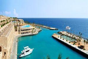 Egypte - Hurghada, Hôtel Citadel Azur