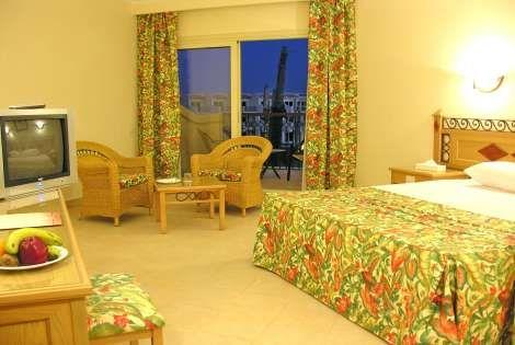Pyramisa Beach Dessole Resort and hotels 5* - HURGHADA - ÉGYPTE