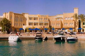 Egypte-Hurghada,Hôtel Kite Lodge Captain's Inn 3*