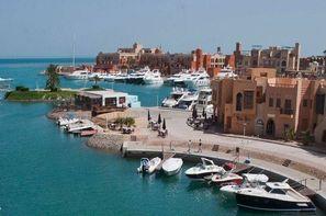 Egypte - Hurghada, Hôtel Captain's Inn