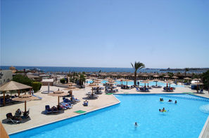 Egypte-Hurghada, Hôtel Aladdin Beach Resort