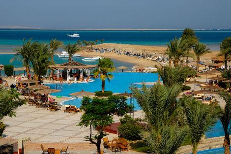 Hôtel Grand Plaza Hotel 4* - HURGHADA - ÉGYPTE