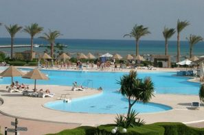 Egypte - Hurghada, Hôtel Grand Seas Resort Hostmark