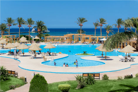 Hôtel Grand Seas Resort Hostmark 4* - HURGHADA - ÉGYPTE