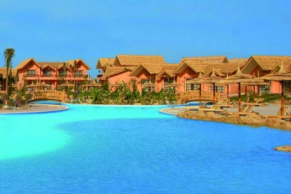 H tel jungle aqua park hurghada egypte go voyages for Aqua piscine otterburn park