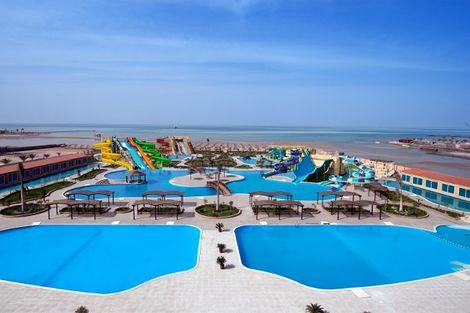 Hôtel Mirage Aqua Park & Spa 5* - HURGHADA - ÉGYPTE