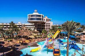 Egypte-Hurghada, Hôtel Seagull Beach Hurghada