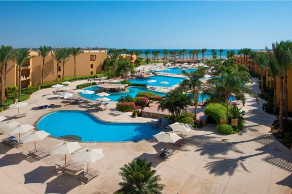 Piscine - Hôtel Stella Makadi Beach 5*