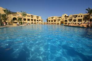 Egypte - Hurghada, Hôtel Stella Makadi Gardens ** vols Egyptair