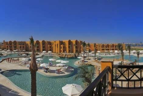 Hôtel Stella Makadi Gardens 5* - HURGHADA - ÉGYPTE