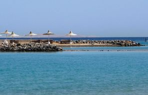 Egypte - Hurghada, Hôtel Coral Beach Hurghada