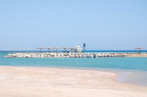 Egypte - Hurghada, Hôtel Grand Seas Resort Hostmark **vols Egyptair